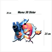 StickerMarket worms Sticker