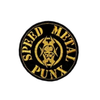 Moda Roma Speed Metal Punx Arma