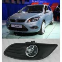 G PLAST Ford Focus 2009-Ön Sis Farı Lambası Far Seti