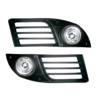 G PLAST Fiat Doblo 2006-Ön Sis Farı Lambası Seti Far