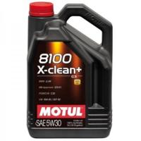 Motul 8100 X-CLEAN + 5W30 5 Litre
