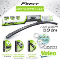 Valeo First Üniversal Muz Tipi Silecek 53 cm