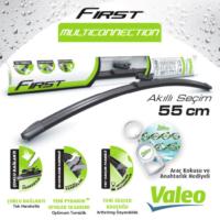 Valeo First Üniversal Muz Tipi Silecek 55 cm