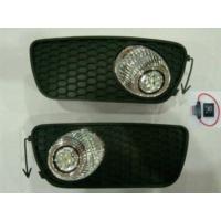 G Plast Fiat Albea 2005-Sis Farı Gündüz Ledli Drl Led Far Lambası