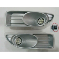 G Plast Fiat Linea 2006-Gündüz Drl Ledli Led Sis Farı Lambası 2A