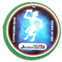 Simoni Racing Capra - Oğlak Burcu Kokulu Ayna Aksesuarı Smn102097