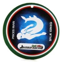 Simoni Racing Pesce - Balık Burcu Kokulu Ayna Aksesuarı Smn102062