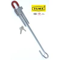 Yuma Pedal+Direksiyon Kilitleyici 103348