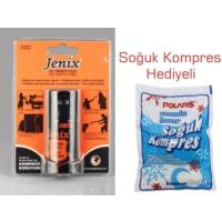 Jenix Soğuk Kompres Hediyeli Biber Gazı Sprey 104664