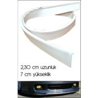 Modacar Beyaz Lıp Ön Tampon Altı Spoiler 17A013
