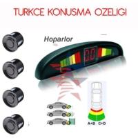 Modacar Türkçe Konuşan Arka Park Sensörü 1,5 Mt >> 34F031