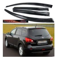 Sunplex Mugen Nissan Qashqai 2007-2014 Arası 4 Kapı Rüzgarlık Seti 104597