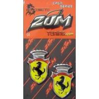 Tvet Arma 2'li Chia Ferrari Sarı