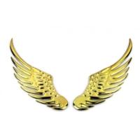 Tvet Arma Metal 3D Kartal Kanatları Gold 14 50 Cmx2
