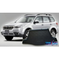 Tvet Subaru Forester Suv 08 12 Bagaj Havuzu Siyah