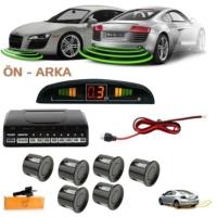 Tvet Park Sensörü Metre Göst 6 Sensörlü 2 Ön 4 Arka B6