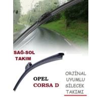 Tvet Opel Corsa D 2006 Orj Silecek 650 400 Mm