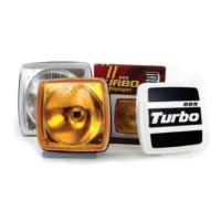 Tvet Turbo 009 Beyaz Sis Lambalası