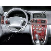 Tvet Toyota Corolla 1998 2002 14 Parça Torpido Kaplaması Maun