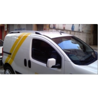 Tvet Fiat Fiorino/Nemo/Bipper 2008 Üst Çıta Alüminyum Komple