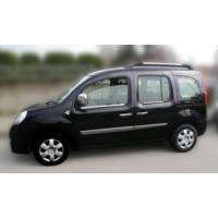 Tvet Peugeot Partner Tepee 2009 Kapı Kolu Kromu Paslanmaz Çelik