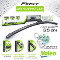 Valeo First Üniversal Muz Tipi Silecek 35 cm