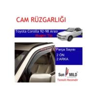 4 LÜ Toyota Corolla 1192-1998 Mügen Tipi Sport Stlye SUN MILD 1320504