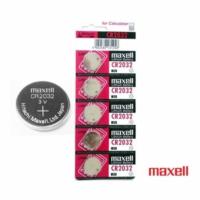 Maxell Orjinal Pil Para Model 3V 2032 (5adet)