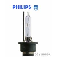 D2S Orjinal Philips 8000k Xenon Ampul (adet)
