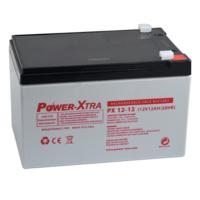 Power-Xtra 12V 12 Ah Bakımsız Kuru Akü