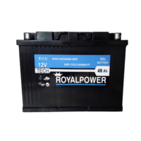 Royalpower Jel Akü 40Ah
