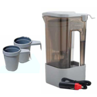 Carat Kahve Makinesi Şeffaf 12V