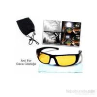 Cix Anti Far Gece Görüş Gözlüğü ( Taşıma Çantalı ve Temizleme Bezi Hediyeli )