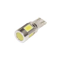 Dipsiz LED Ampul Beyaz 12-24V 5W 5 LED Can Bus