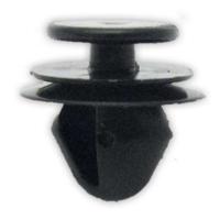 Döşeme Klipsi Siyah 7701056846 Renault 6991 S6 Peugeot 5 Adet