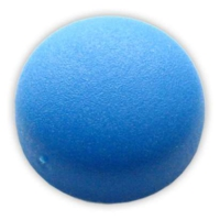 Vida Kapağı Plaka Mavi BMW 5 Adet