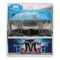 Ampul Seti H27/2 12V 5000K Eğri Soket Beyaz Işık TMT