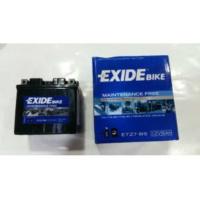 Exide 12V 6Ah Ytz7-Bs (Etz7-Bs) Exıde Akü Cbr125 X-Max 250 Pcx125 Pcx150 Zx-10R Crf250-L Duke-200