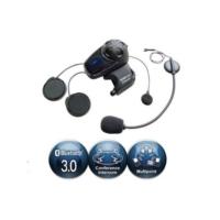 Prc Bluetooth 3.0 Headset - Intercom Pack Smh10-11 900Mt. Unıversal Int.