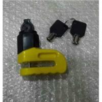 Prc Disk Kilidi E-02 5.5Mm Alarmsız Sarı