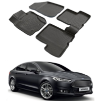 ModaCar Ford Mondeo 2015 >> 3D Havuzlu Paspas 104948