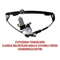 Aem Renault Master 98 Ve Sonrası Ön Sağ Elektrikli Cam Krikosu Motorlu