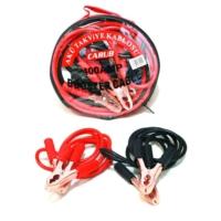 Carub Akü Takviye Kablosu 400 Amper Çantalı Model