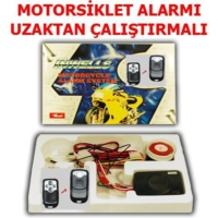 İnwells Motorsiklet Alarmı Uzaktan Çalıştırmalı