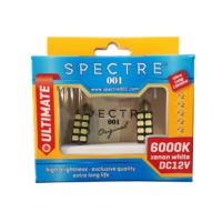Spectre 8 Li Sofid LED 6000 K Ampul
