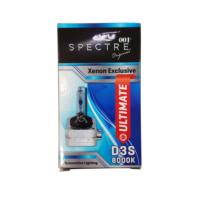 Spectre D3 S 8000 K Buz Beyazı Xenon Ampul