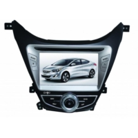 Avgo Hyundai Elantra 2010-2013 Multimedya Sistemleri