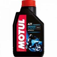 Prc Motor Yağı Motul 3000 10W30 4T 1Lt
