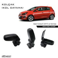 Omsa Opel Corsa E 2015 Ve Sonrası Orjinal Kol Dayama (Kolçak)