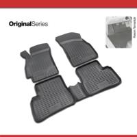 Volkswagen Caddy 3D Paspas 2004-2011